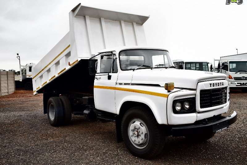 Toyota Tipper trucks DA Tipper 1998