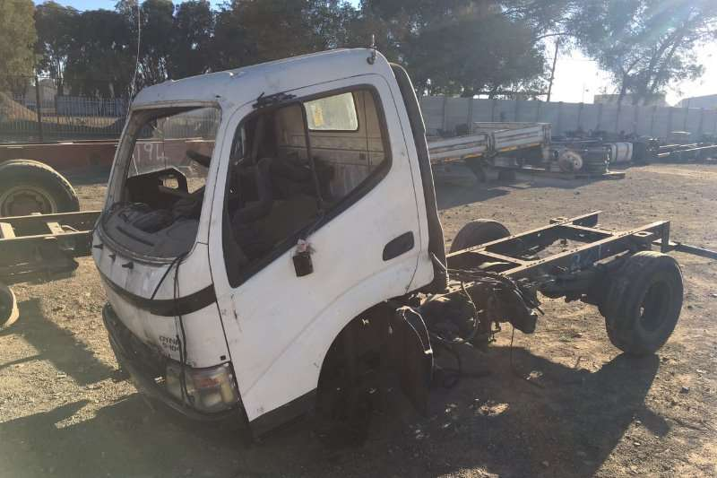 Toyota Toyota Dyna 5 109 Stripping for Spares