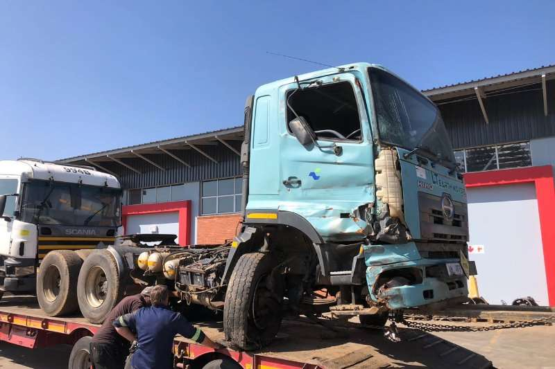 Toyota Toyota Hino 700 Stripping for Spares