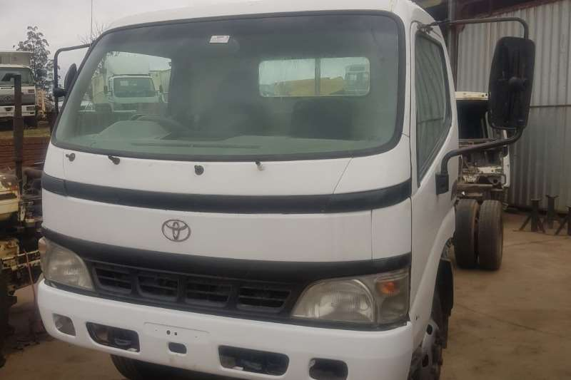 Toyota Truck Chassis cab Dyna 8 145 2006