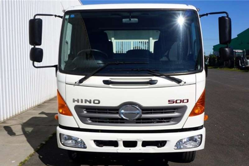 Toyota Truck Chassis cab HINO 500,1018,LWB,WITH 7.2m DROPSIDE BODY 2017