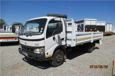 Toyota Truck Dropside Dyna 6 104 ds 2005