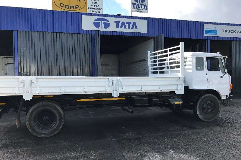 Toyota Truck Dropside Hino 14.177 1990