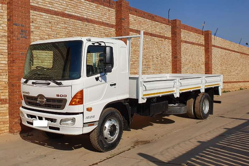 Toyota Truck Dropside HINO 500 1626,8 TON WITH DROSIDE BODY 2014