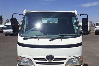 Toyota Dropside TOYOTA DYNA 4093 DRIVING SCHOOL DROPSIDE Truck
