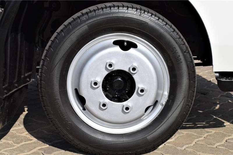 Toyota Dyna 4 093 Drop Side Truck