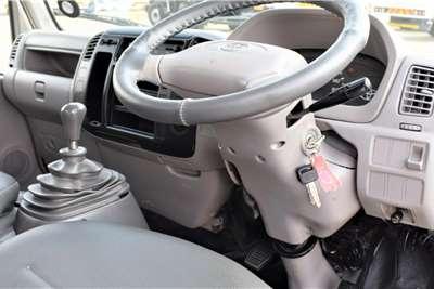Toyota Dyna 4 093 Drop side ( Driving School ) Truck