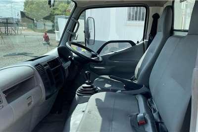 Toyota Dyna 4 093 Dropside Truck