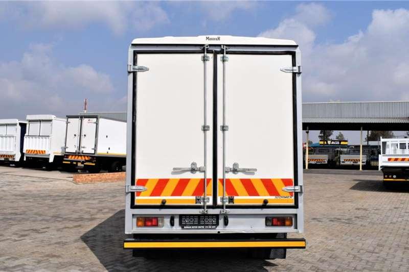 Toyota Dyna 4 093 Volume Body Truck