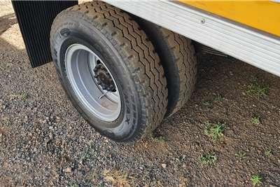 Toyota DYNA Fridge Truck