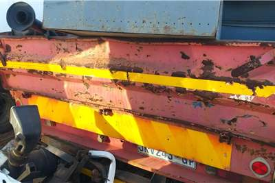 Toyota 1990 Toyota Dyna Dropside 4x2 Stripping for Spares Truck spares and parts