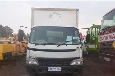 Toyota 2007 Toyota Dyna 6 105 Volume Body Stripping for S Truck spares and parts
