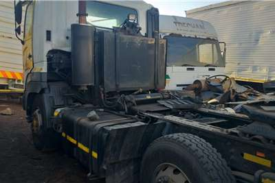 Toyota 2007 Toyota Hino 700 57:450 Truck Tractor 6x4 stri Truck spares and parts