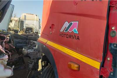 Toyota 2008 Toyota Hino 700 46:410 Chassis Cab 4x2 Stripp Truck spares and parts