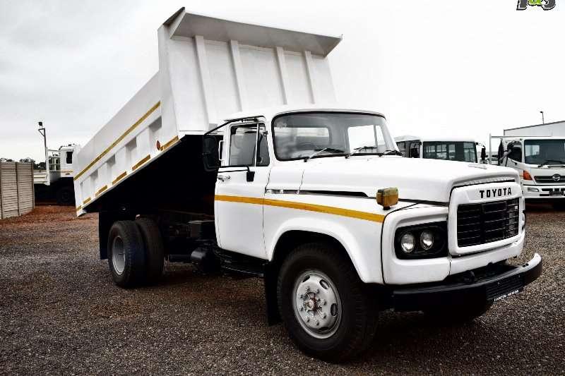Toyota Truck Tipper DA Tipper 1998