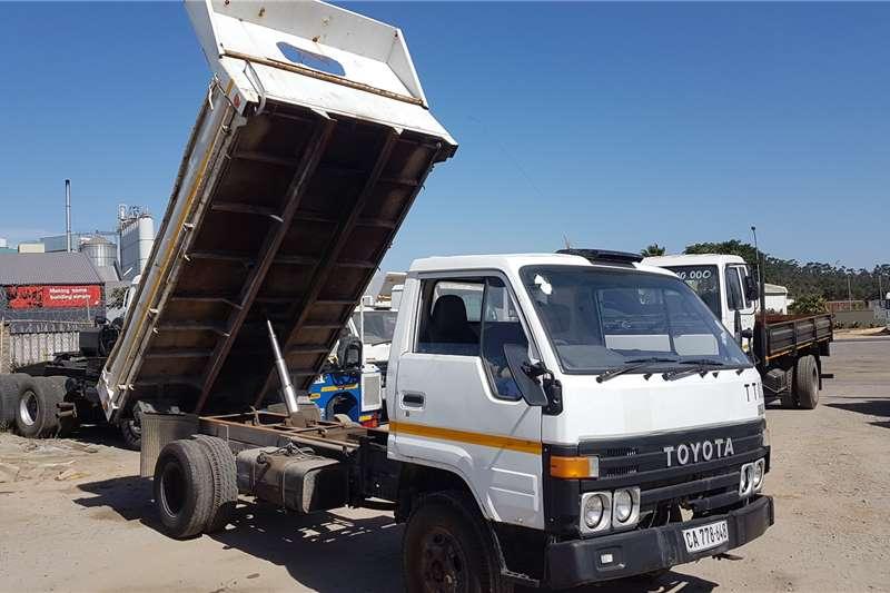 Toyota Tipper Toyota Dyna Tipper Truck