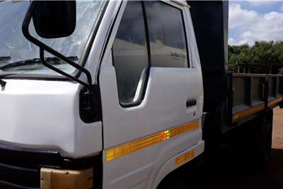 Toyota Tipping body TOYOTA DYNA 3.3 TON DROPSIDE TIPPER Truck