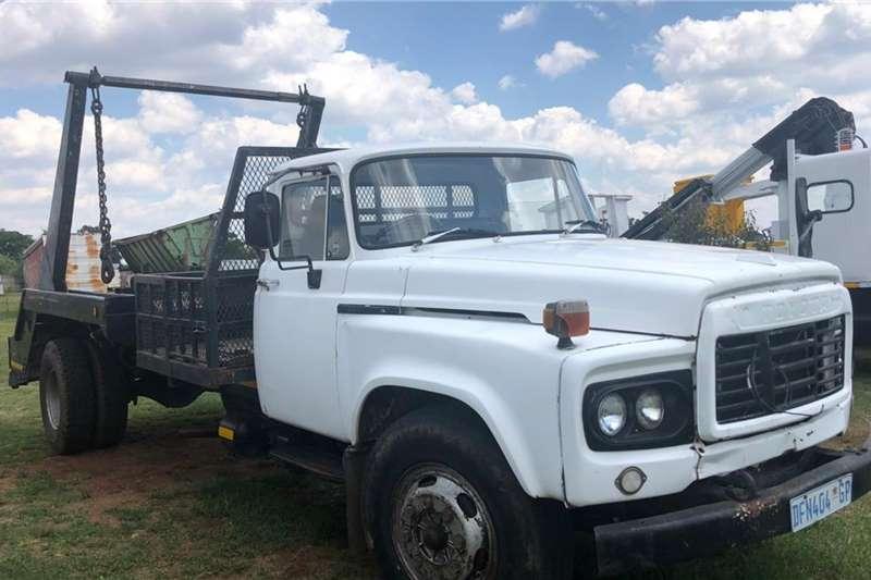 Toyota Truck Toyota DA 110 1988