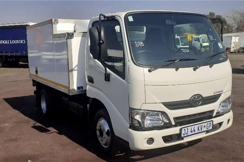 Toyota Truck TOYOTA DYNA 150 TRANSFRIG R500 UNIT 2019