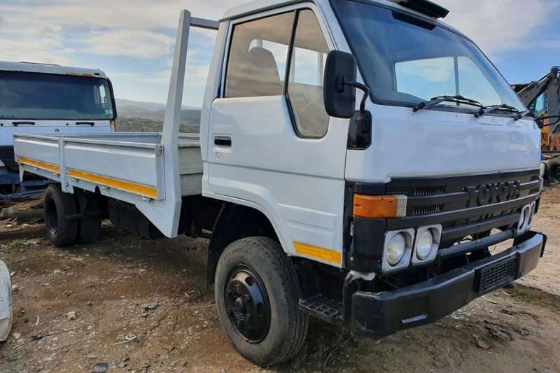 Toyota Truck Toyota Dyna 3 ton Dropside