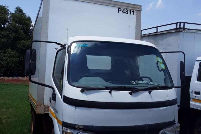 Toyota Truck toyota dyna closed body 2008