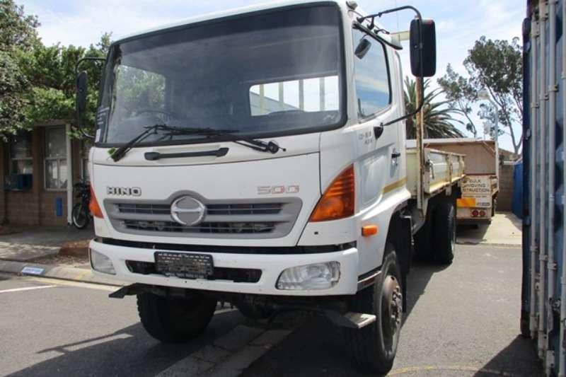 Toyota Toyota Hino 13 216 4x4 Truck Truck