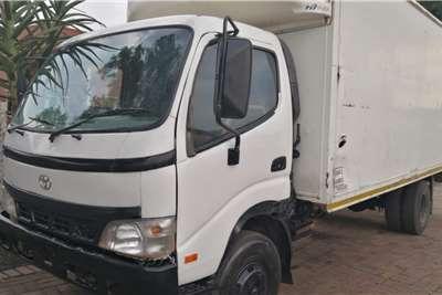 Toyota Van body Dyna Van Body Truck