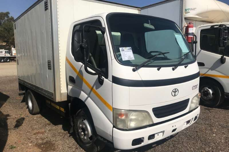 Toyota Truck Volume body Dyna 4 093 Volume Body 2005
