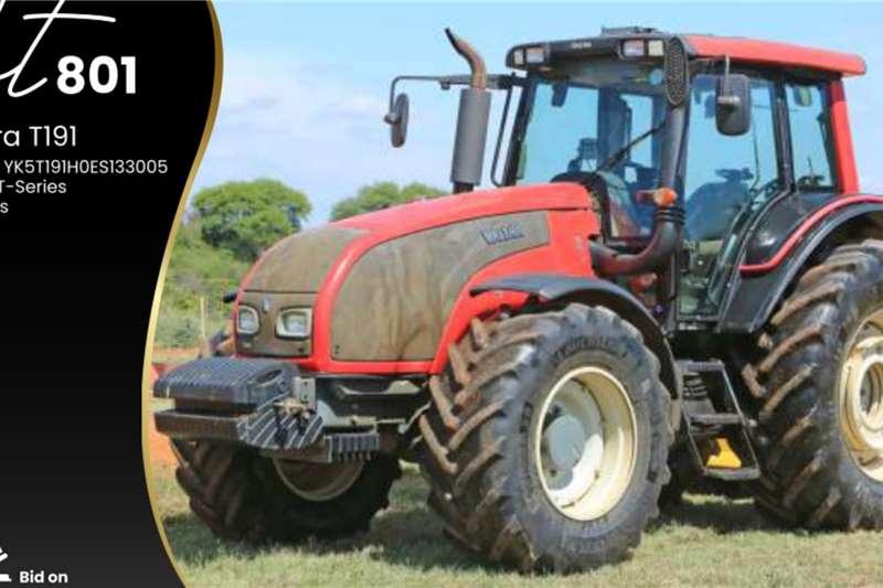 T191 T Series Tractors