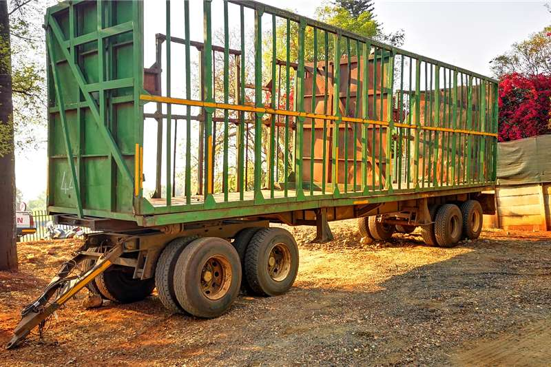 12m suger cane 30 ton trailer Trailers