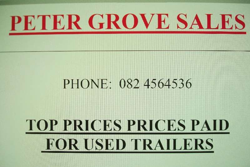 Trailers End tipping END TIPPER TRAILERS