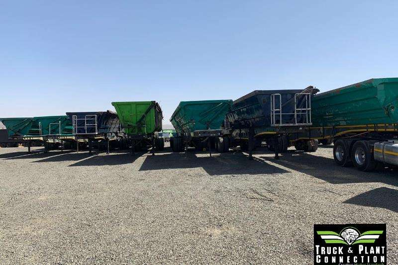 Side tipper Various Side Tippers Available Trailers