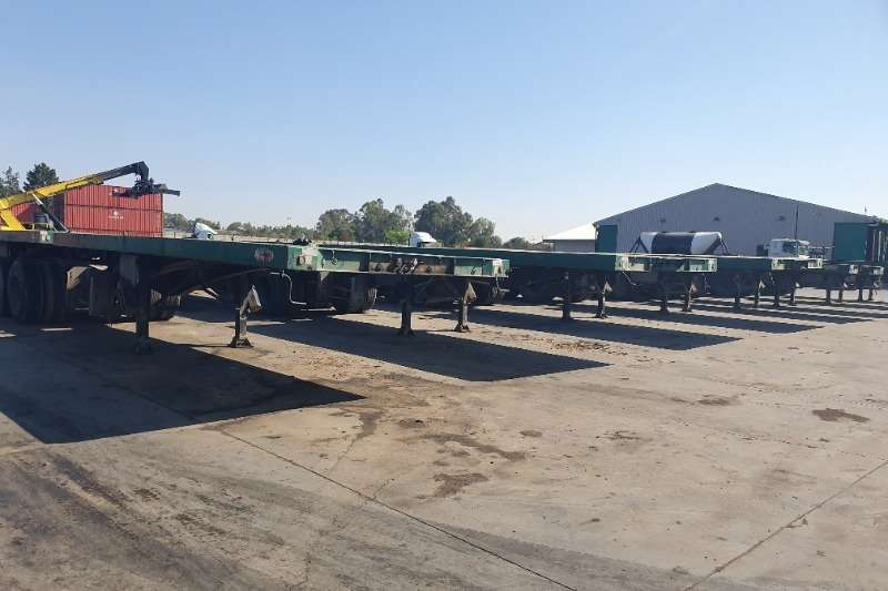 Trailers Superlink Flatdeck (Axle 2x3) (15 available) View by appoint 2008