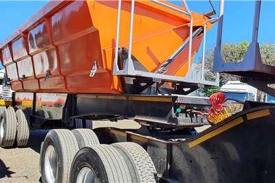 Trailmax Side tipper TRAILMAX 45 CUBE SIDE TIPPER Trailers