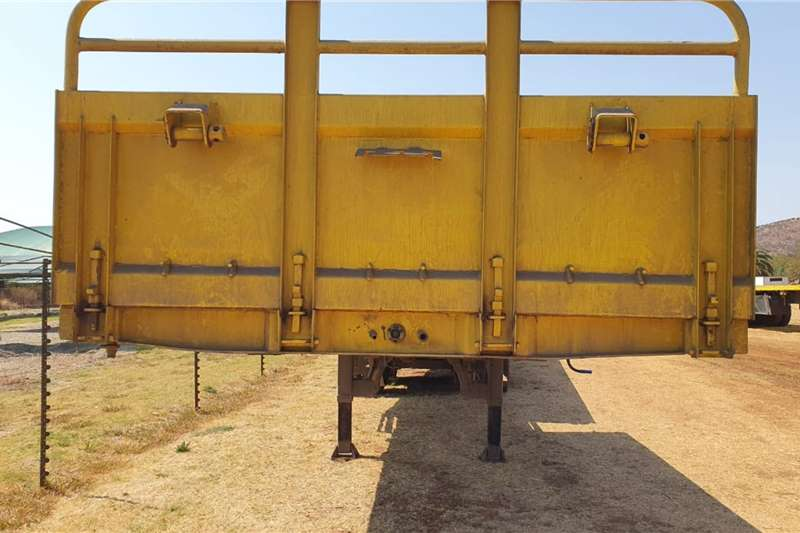 Trailord DOUBLE AXLE SUPER LINK Trailers