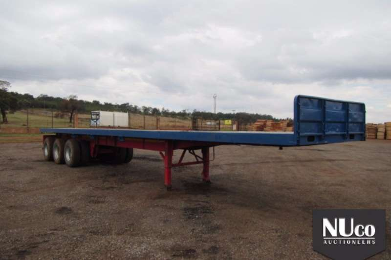Trailord Trailers Flat deck 2004