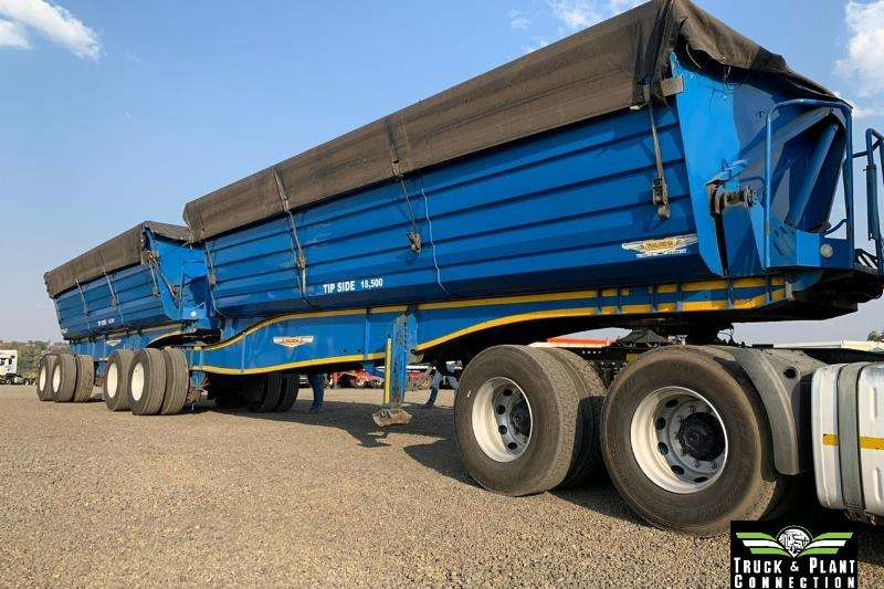 Trailord Trailers Side tipper 2016 Trailord Side Tipper 2016