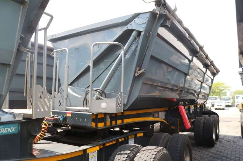 Trailord Trailers Side Tipper Link Front & Rear 2017
