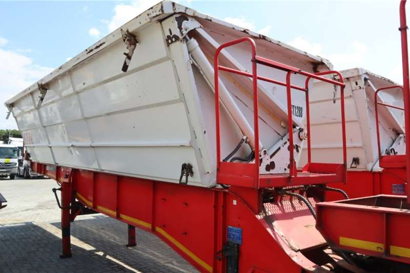 Transpec Side tipper Side Tipper Link Trailers