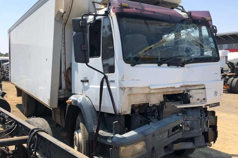 Truck accessories 2007 MAN TGM 25.280 Stripping for Spares 2007