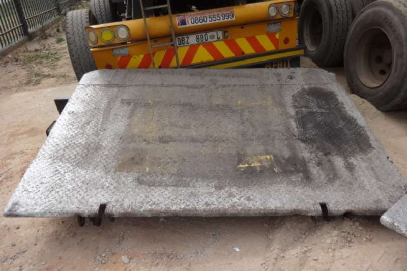 Truck accessories Hydraulic Tailift
