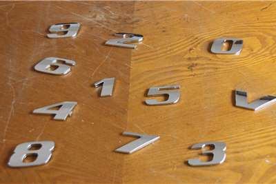 Other truck and trailer accessories Cabin Numbers Truck accessories