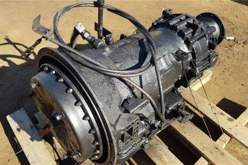 Truck Allison MT653 Automatic Transmission