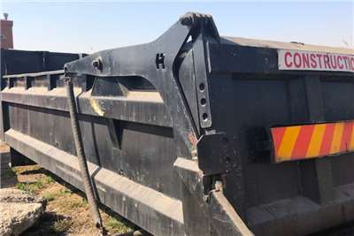16m Tipper Body (Chain Bin) Truck bodies