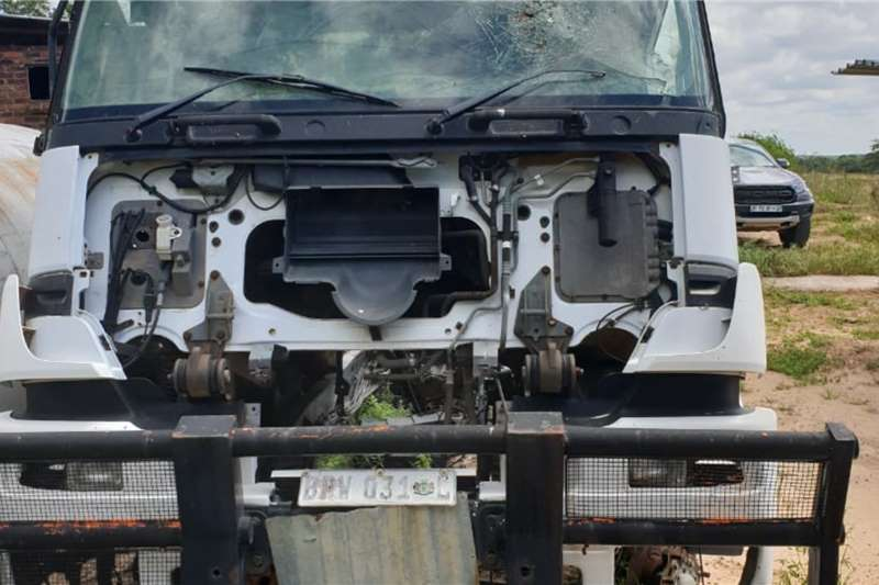 Truck bodies MERCEDES BENZ AXOR 1845 DE-REGISTERED