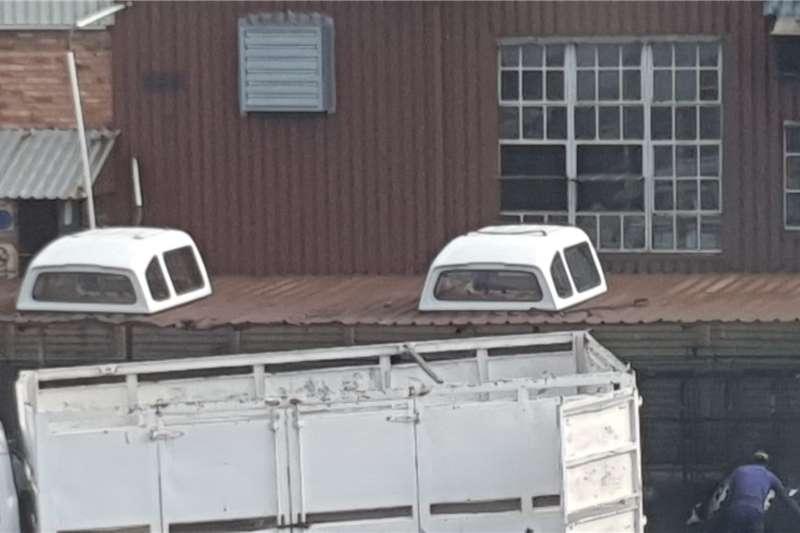 SA Canopies for Isuzu long wheel base Truck bodies