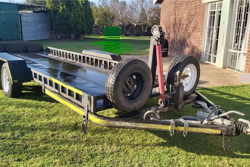 Truck Car Trailer Drawbar Tipper 2014