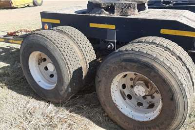Dolly Double Axle Truck