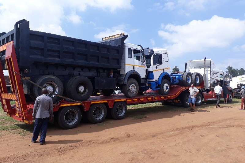 Truck Lowbed LOWBED FOR HIRE