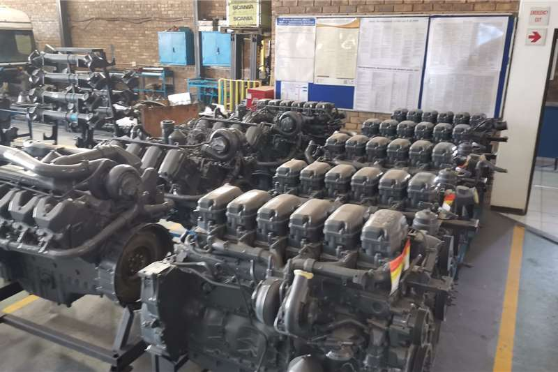ALL SCANIA PARTS FROM ENGINES TO GEARBOXS TO CABS Truck spares and parts